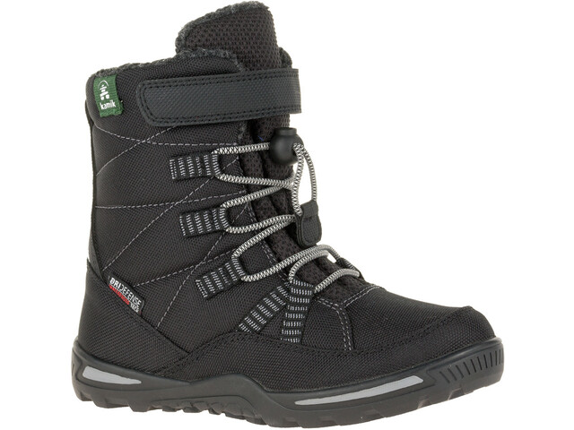 Kamik Jace Schuhe Kinder black-noir